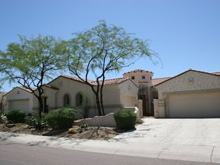 Scottsdale house photo