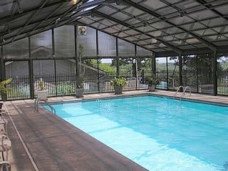 Branson condo photo - Indoor heated year round pool.