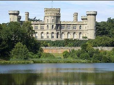 Nearby Eastnor Castle