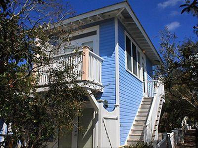 La Petit Exterior - Cottage Rental Agency Seaside, Florida