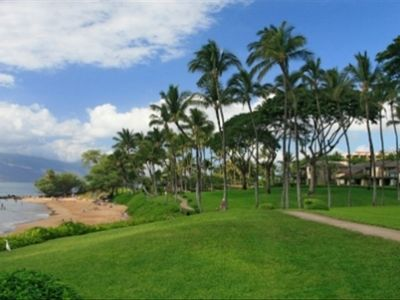 Wailea condo rental - Beach Path