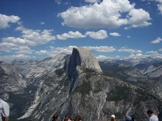 Mariposa house photo - View from Glacier Point in Yosemite