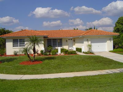 Vacation Homes in Marco Island house rental - The House