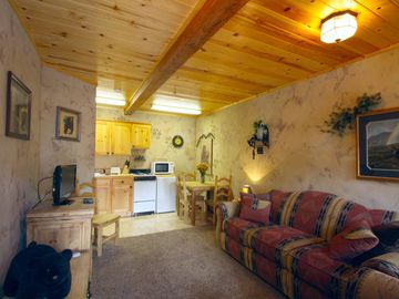 Estes Park condo rental - Welcome to our Charming Bear Condo in Estes Park!