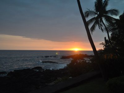 Beautiful Kona Hawaii Sunset Don't you wish you were here right now!