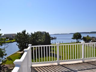 Bethany Beach house photo - View of Little Assawoman Bay from the upstairs deck.
