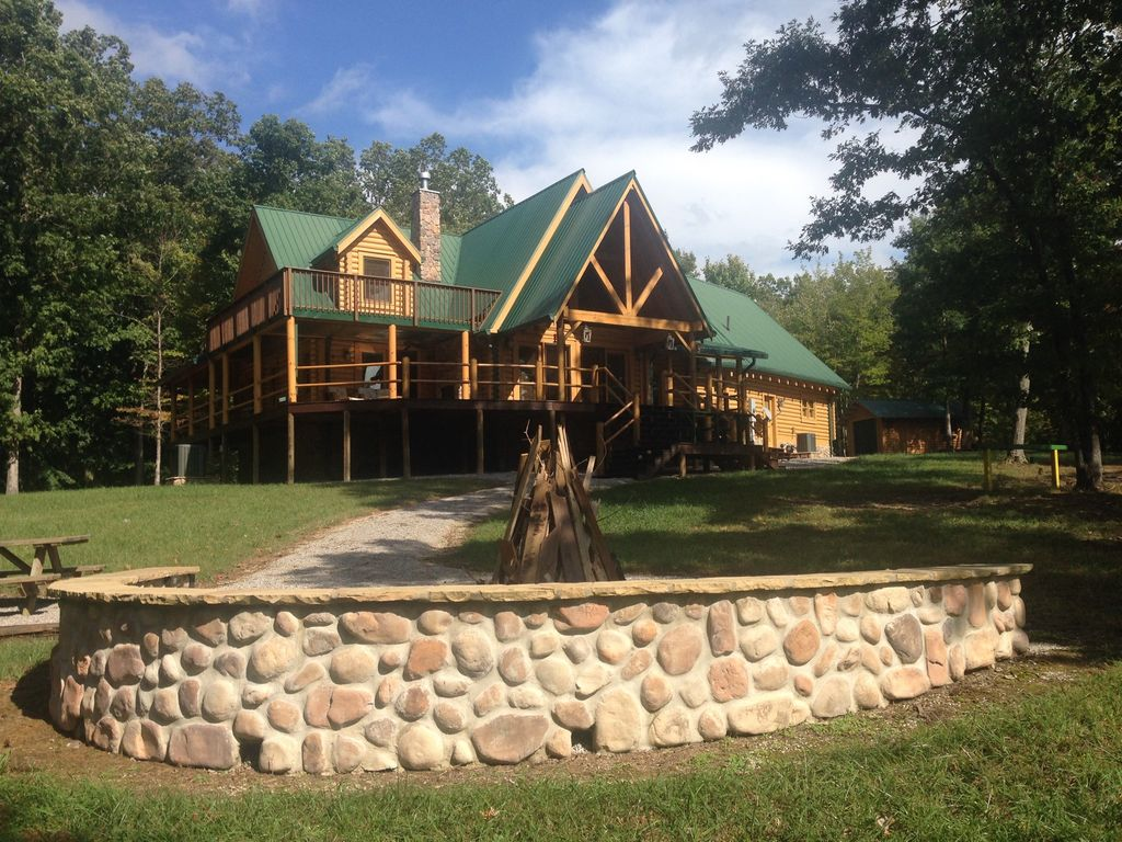 The Rustic And Secluded Getaway Vrbo