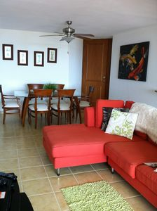 Fajardo apartment rental - Another view of the Living room