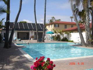 Pacific Beach condo photo - Pool