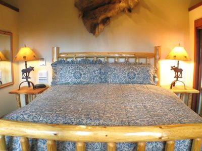 Incline Village house rental - Bedroom #6 King Bed