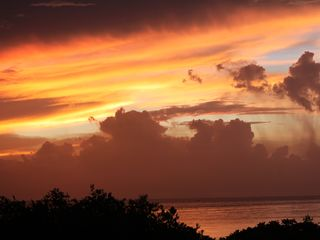 Isla Mujeres condo photo - Beautiful sunsets from both balconies