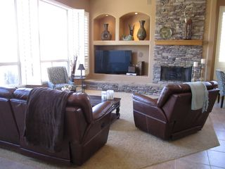 Scottsdale house photo - Relax with your family in our great room.