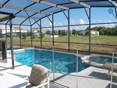 Champions Gate villa rental - Private Pool & Spa