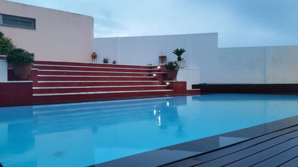 Luxury accommodation, 1100 square meters, with terrace