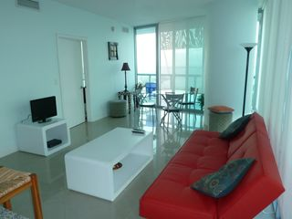 Miami condo photo - Living room #1