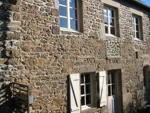 Authentic quiet house on the coast fifteen minutes from the St.Malo