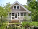 Tashmoo Cottage, small fish pond - Vineyard Haven house vacation rental photo