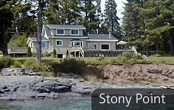 Duluth house rental - Stony Point, 70 Feet From Lake Superior, 12 Miles North of Duluth