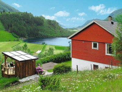 Vacation home in Naustdal, Western Norway - 8 persons, 4 bedrooms