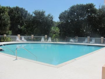 Large Clubhouse pool