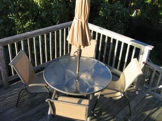 Provincetown condo photo - Back Deck