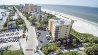 2BR Beachfront -Next to Bowditch Point Park, Near Downtown Fort Myers Beach