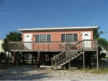 Fort Myers Beach cottage rental - View of Cottage