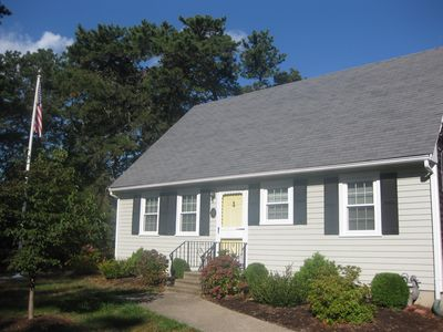 Classic Cape Cod home. New cental AC,