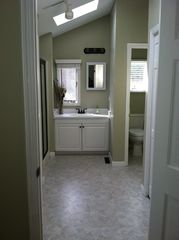 Southold house photo - Full bath attached to the Master Bedroom