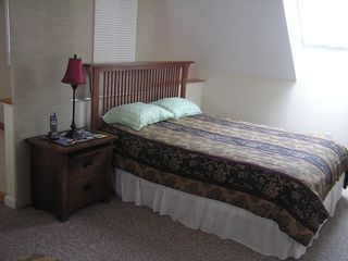 Oak Bluffs house photo - Loft Master Bed