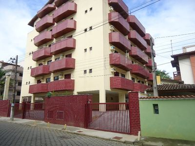 Beautiful Apt 150 ms of Praia Grande
