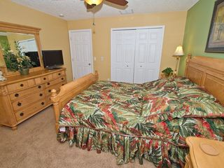 3rd Master bedroom - Emerald Island villa vacation rental photo