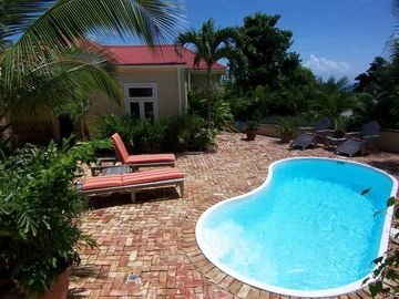 Cruz Bay villa rental