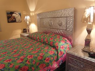 San Miguel de Allende studio photo - The Diego: queen size bed