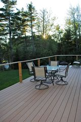 Hinsdale house photo - deck