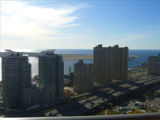 Toronto condo photo - Beautiful SW view of Lake Ontario