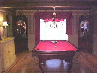 Zephyr Cove house photo - Pool Table room