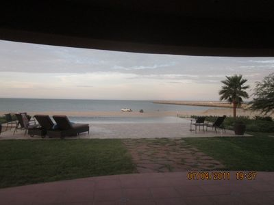 San Felipe condo rental - The Pool Area