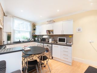 Hampstead apartment photo - Open Plan Kitchen/Lounge