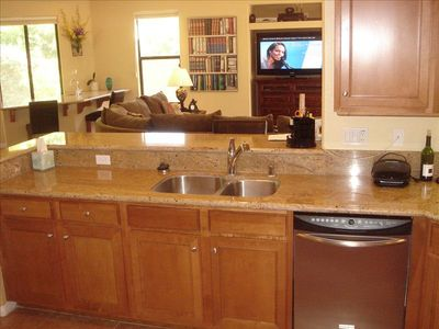 Cathedral City house rental - Prepare Meals and Stay Up on the Latest, Wherever You Are You're Connected Here