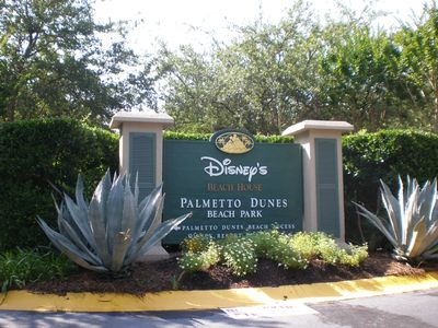 Palmetto Dunes villa rental - Beach Access with parking