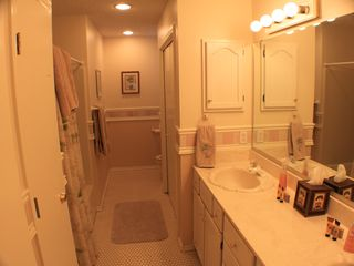 South Padre Island house photo - Master Bathroom