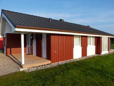 Attractive cottage between Büsum and St. Peter Ording (New!)