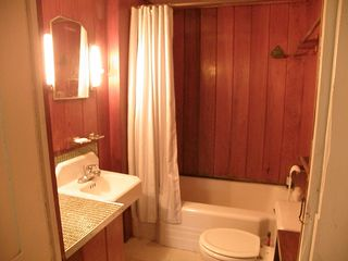 Wardsboro farmhouse photo - bathroom