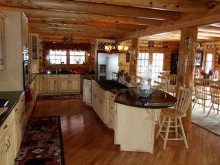Ascutney cabin photo - Kitchen