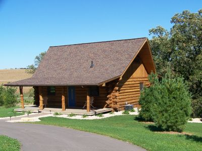 Galena cabin rental - Our secluded cabin