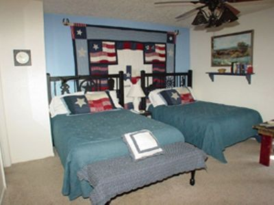 Texas Bedroom