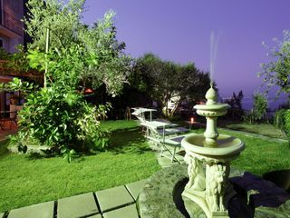 Amalfi villa photo - Garden