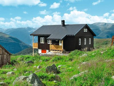 Vacation home in Aurland, Western Norway - 6 persons, 3 bedrooms