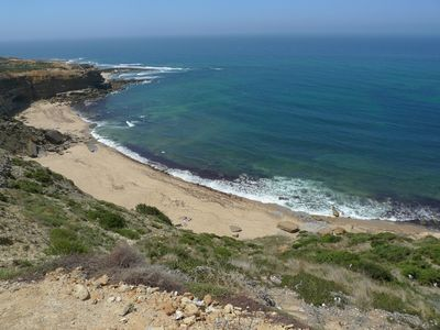 Ericeira cottage rental - Ribeira d'Ilhas beach, a World Surfing Reserve